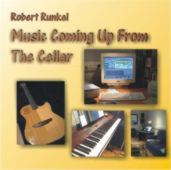 "Cover der CD ""Music Coming Up From The Cellar"""